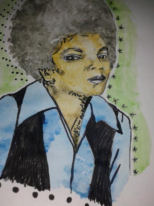 Michael Jackson by perlefr